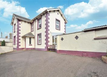 Thumbnail 4 bed detached house for sale in Charlotte Street, Crediton, Devon