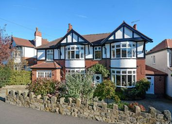 Thumbnail 4 bed detached house for sale in Abbey Crescent, Millhouses, Sheffield
