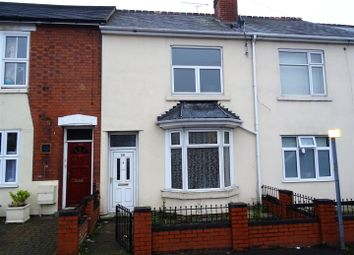 Thumbnail 2 bed terraced house to rent in Corporation Street, Stafford