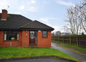 Thumbnail 3 bed semi-detached bungalow for sale in 184 Glenbuck Avenue, Robroyston