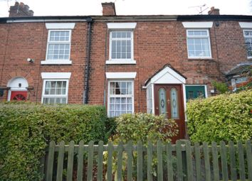 Thumbnail 2 bed cottage to rent in Wistaston Road, Willaston
