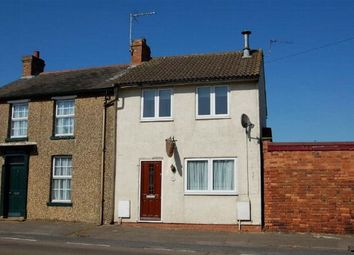 Thumbnail 2 bedroom end terrace house to rent in Welford Road, Creaton, Northampton