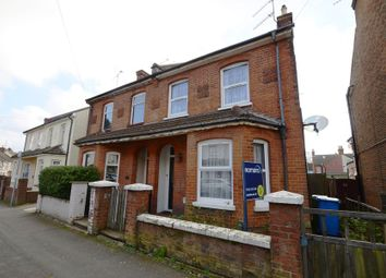 Thumbnail 3 bed semi-detached house to rent in St. Georges Road, Aldershot