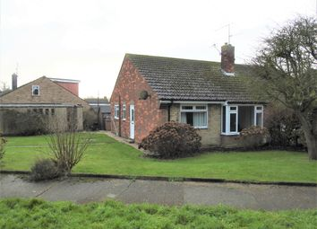 Thumbnail 2 bed bungalow for sale in Back Lane, Burstwick, Yorkshire