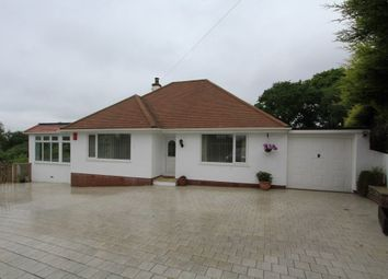 Thumbnail 3 bed detached bungalow for sale in Aller Park Road, Newton Abbot
