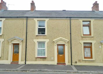 Thumbnail 2 bed terraced house for sale in Jersey Street, Swansea