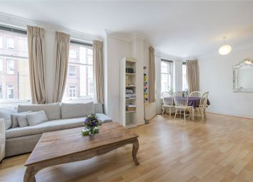Thumbnail 2 bed flat for sale in Newman Street, London