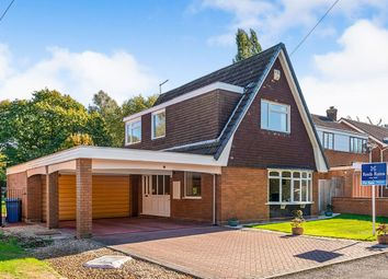 Thumbnail 3 bedroom detached house for sale in Oakley Close, Penkridge, Stafford