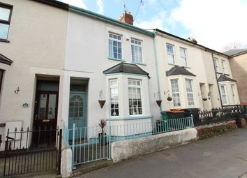 Thumbnail 2 bedroom terraced house for sale in Mill Street, Caerleon, Newport