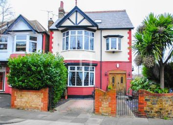 Thumbnail 5 bedroom detached house for sale in Eastwood Lane South, Westcliff-On-Sea, Essex