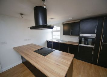 Thumbnail 2 bed flat for sale in Pickup Street, Clayton Le Moors, Accrington