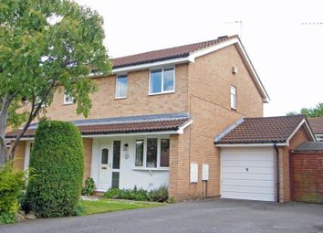 Thumbnail 3 bed semi-detached house to rent in Ashbourne Crescent, Taunton, Somerset