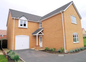 Thumbnail 4 bed detached house for sale in Pinto Close, Downham Market