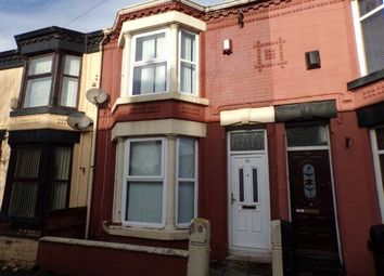 Thumbnail 3 bed terraced house for sale in Rutland Street, Bootle, Merseyside