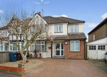 Thumbnail 4 bedroom semi-detached house for sale in Parkside Way, North Harrow, Harrow