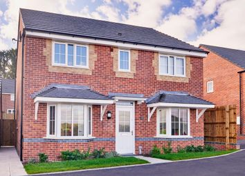 "Thumbnail 4 bed detached house for sale in ""Thame"" at Hampton Dene Road, Hereford"