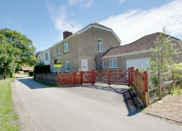 4 bed semi-detached house for sale in New Buildings, Chute Cadley SP11