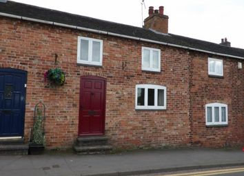 Thumbnail 1 bed terraced house for sale in High Street, Swadlincote