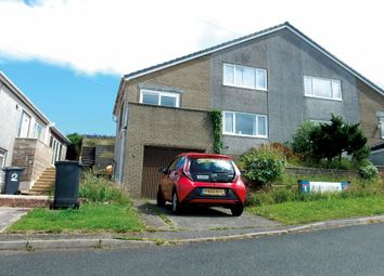 Thumbnail 3 bed semi-detached house for sale in Alder Close, Whitehaven, Cumbria