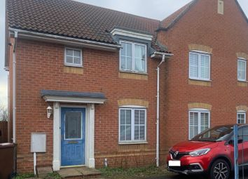 Thumbnail 3 bed property to rent in Bluebell Close, Corby