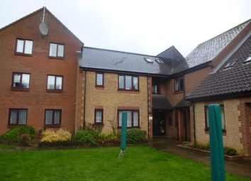 Thumbnail 2 bedroom flat to rent in Leaside Court, Heacham