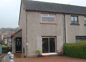 Thumbnail 2 bedroom end terrace house for sale in Shannon Drive, Falkirk