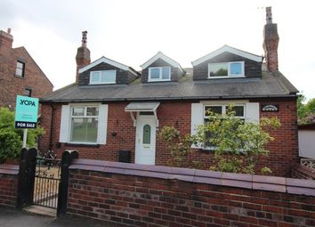 Thumbnail 4 bed detached house for sale in Henconner Lane, Bramley, Leeds