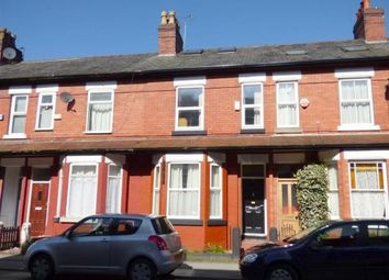 Thumbnail 5 bed terraced house to rent in Landcross Road, Fallowfield, Manchester