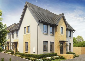 "Thumbnail 3 bed detached house for sale in ""Morpeth"" at Walsingham Court, Plympton, Plymouth"