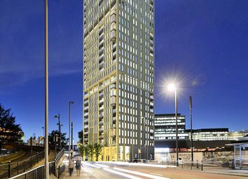 Thumbnail 2 bedroom flat for sale in Stratford Central, Stratford