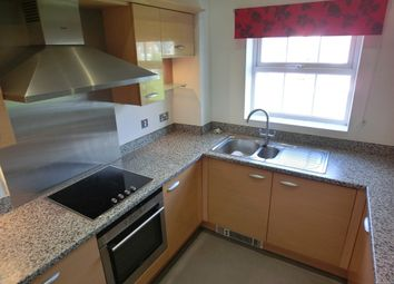Thumbnail 2 bedroom flat to rent in Liverymen Walk, Greenhithe