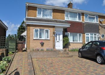 Thumbnail 2 bedroom semi-detached house for sale in Birkfield Drive, Ipswich