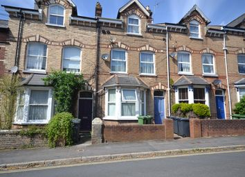 Thumbnail 1 bed flat to rent in Raleigh Road, Exeter