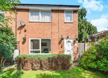 Thumbnail 2 bedroom end terrace house for sale in Vicker Close, Clifton, Swinton, Manchester