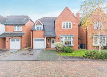 Thumbnail 5 bedroom detached house for sale in Westhill Close, Selly Oak, Birmingham