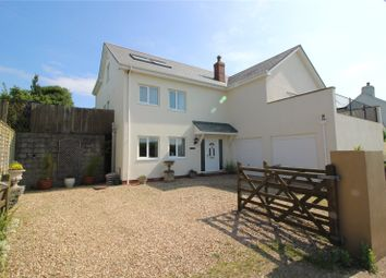 Thumbnail 5 bed detached house for sale in North Buckland, Braunton