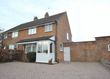Thumbnail 3 bed semi-detached house for sale in Irby Road, Pensby, Wirral