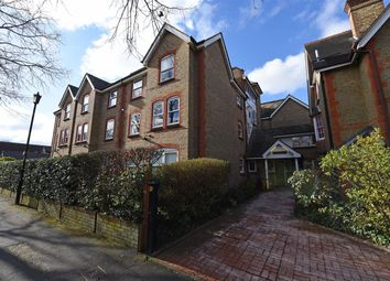 Thumbnail 1 bed flat for sale in Andridge Court, 2A Church Lane, Merton Park