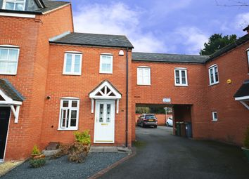 Thumbnail 3 bed mews house to rent in Middlewood Close, Solihull, West Midlands