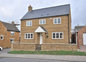 Thumbnail 4 bed property to rent in Kislingbury, Northampton