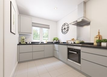 Thumbnail 2 bed semi-detached house for sale in Westmill Place, Manor Road, Haverhill