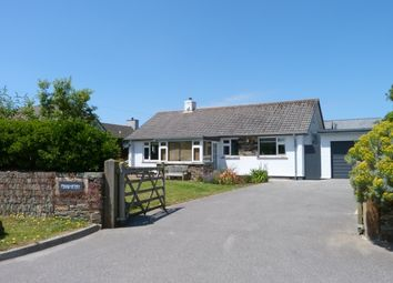 Thumbnail 3 bed bungalow for sale in Cricketers Hollow, Trelyn, Rock, Wadebridge
