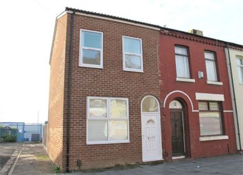 Thumbnail 2 bed end terrace house for sale in Mill Street, Dingle, Liverpool, Merseyside