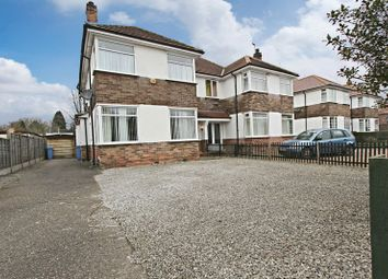 Thumbnail 3 bed semi-detached house for sale in Westfield Road, Cottingham
