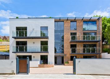 Thumbnail 2 bed flat for sale in Goldstone Crescent, Hove