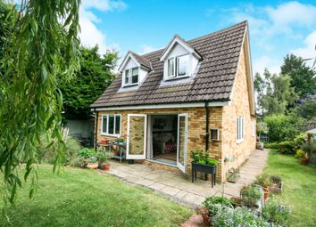 Thumbnail 4 bed detached house for sale in Parkway Close, Nassington, Peterborough