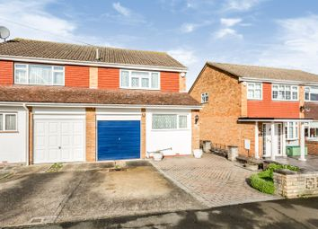 3 bed semi-detached house for sale in Oates Road, Romford RM5