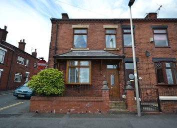 Thumbnail 3 bed end terrace house for sale in Upper George Street, Tyldesley, Manchester