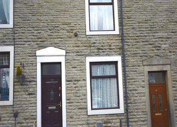 Thumbnail 2 bed terraced house for sale in Water Street, Great Harwood, Lancashire