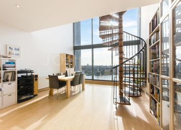 Thumbnail 3 bedroom flat for sale in City Harbour, Selsdon Way, London